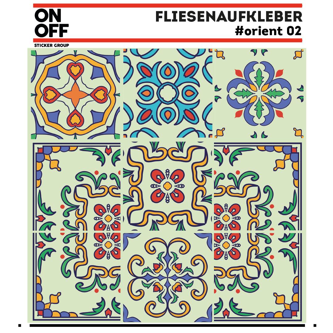 FLIESENAUFKLEBER #ORIENT_02