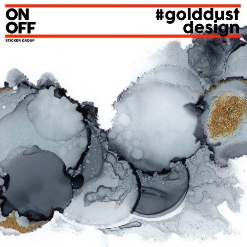 #golddust MÖBELFOLIE
