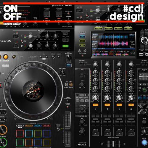 #dj #synthesizer #vinyljunkie MÖBELFOLIE