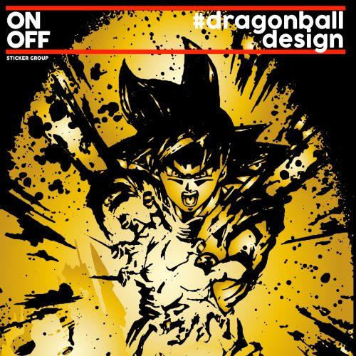 #dragonball MÖBELFOLIE