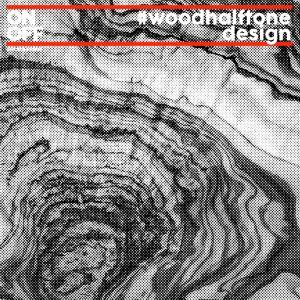 #woodhalftone