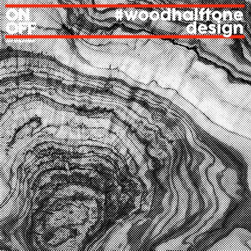 #woodhalftone MÖBELFOLIE