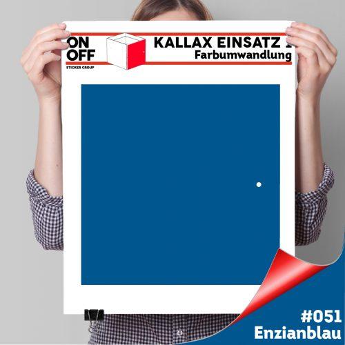 Kallax Einsatz 1 TÜR (631) #051 Einzianblau