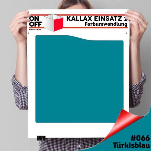 Kallax Einsatz 2 (Welle) #066 Türkisblau