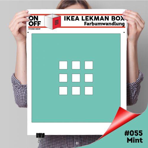 LekmanBox #055 Mint