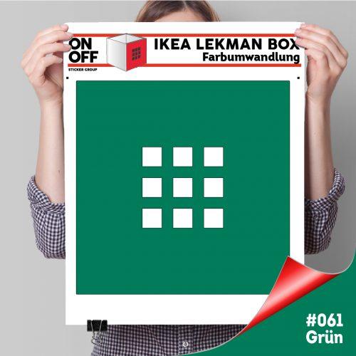 LekmanBox #061 Grün