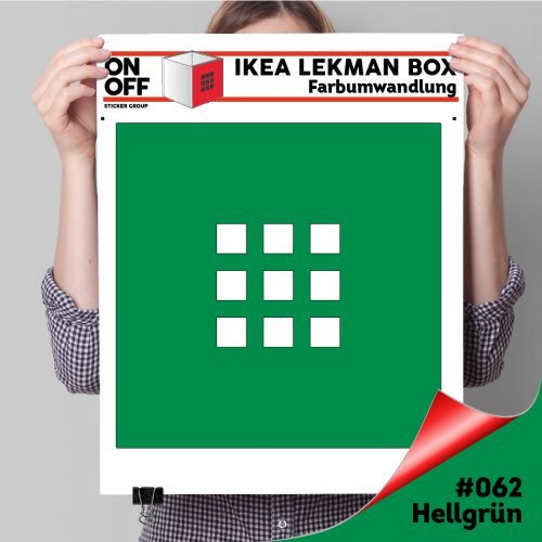 LekmanBox #062 Hellgrün