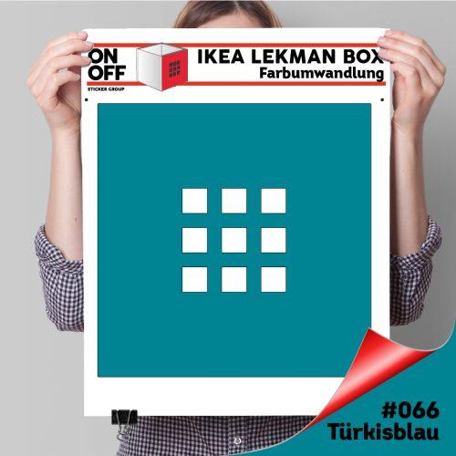 LekmanBox #066 Türkisblau-04