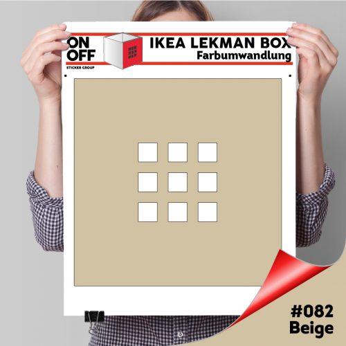 LekmanBox #082 Beige