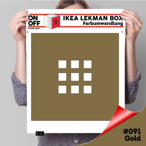 LekmanBox #090 Gold