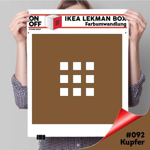 LekmanBox #092 Kupfer