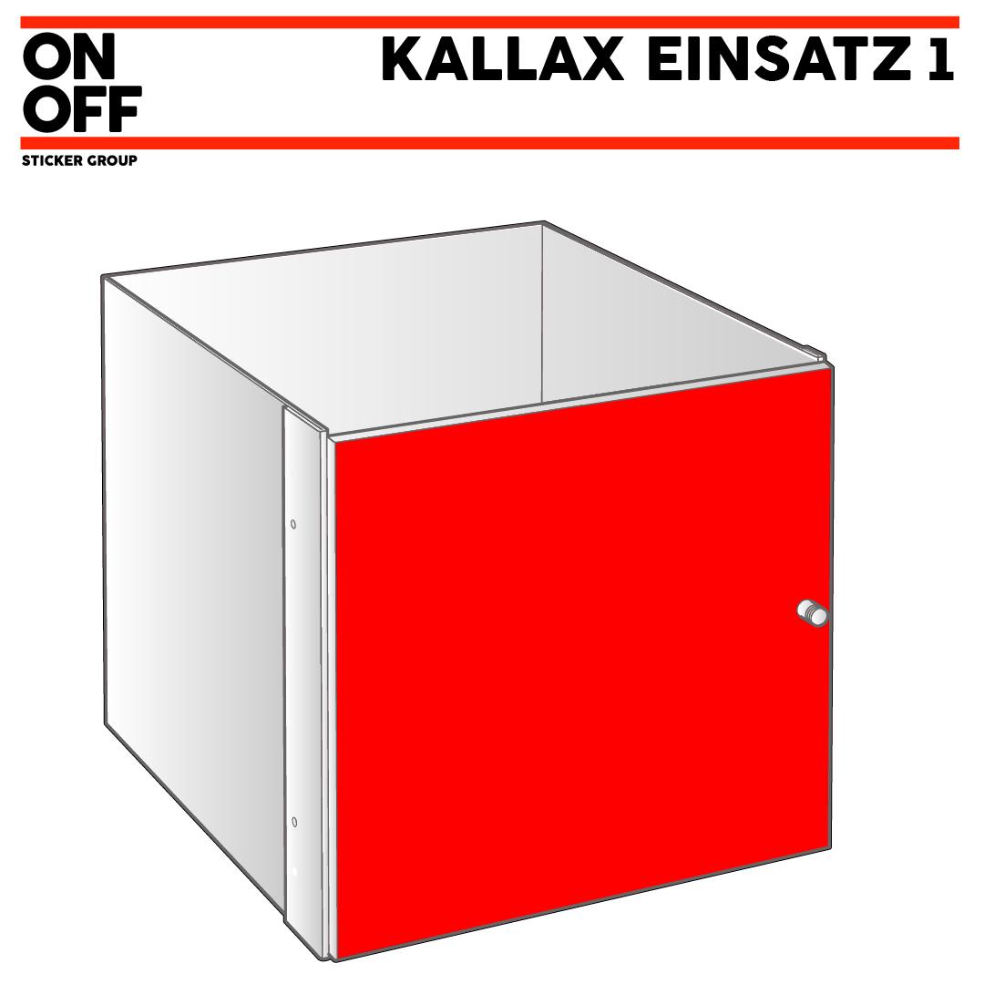 #woodhalftone KALLAX Einsatz mit Tür