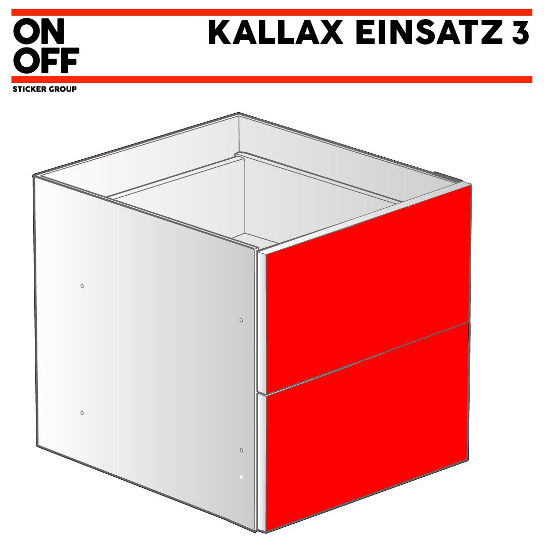 #golddust IKEA KALLAX Einsatz mit 2 Schubladen