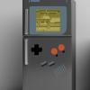XXL Sticker #gameboy kühlschrank