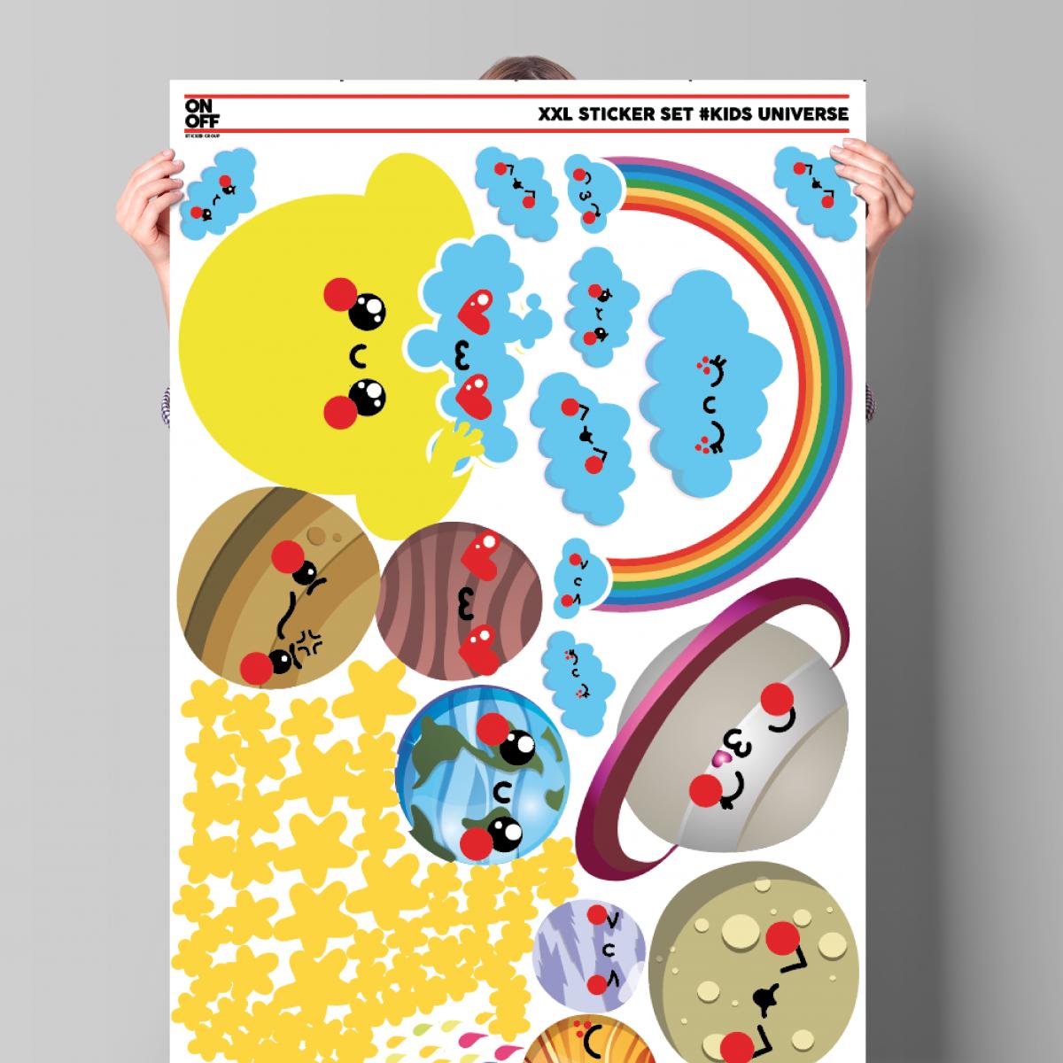 XXL-Sticker-kids-universe