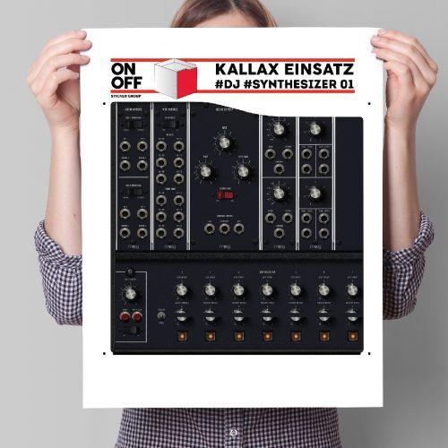 #dj #synthesizer_01 IKEA KALLAX Einsatz mit Welle