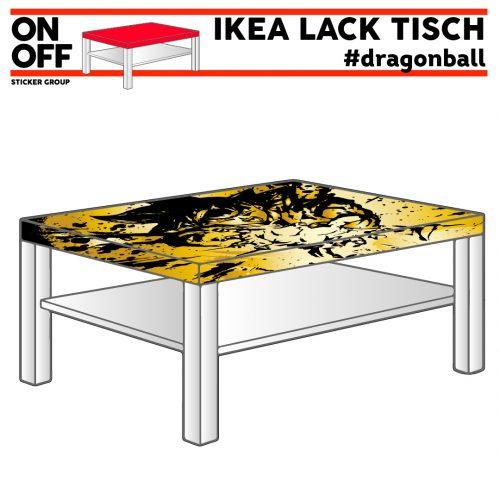 IKEA LACK TISCH #dragonball