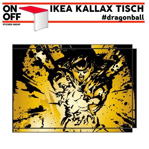 IKWA KALLAX TISCH #dragonball