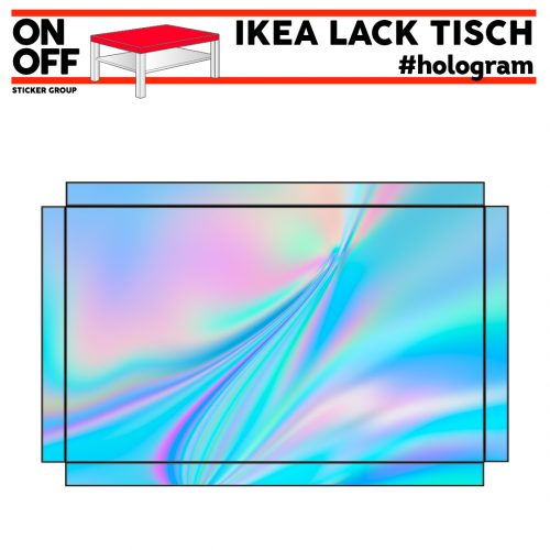 IKEA LACK TISCH #hologram