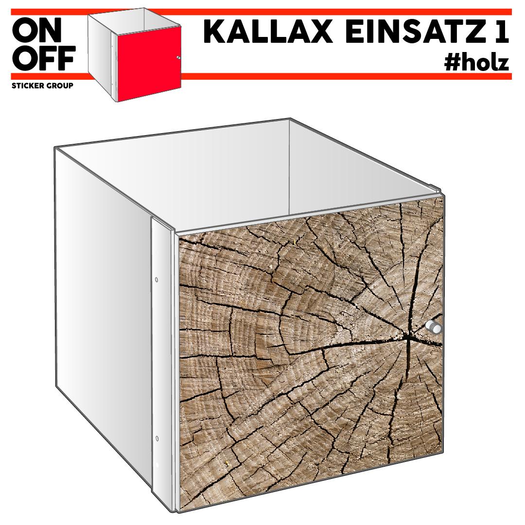 #wood IKEA KALLAX Einsatz mit Tür