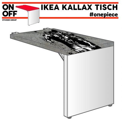 IKEA KALLAX TISCH #onepiece