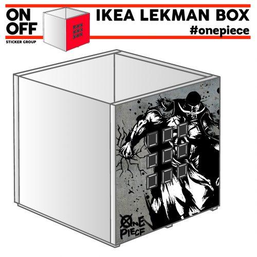 IKEA LEKMAN BOX #onepiece