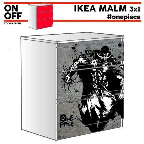 IKEA MALM 3x1 #onepiece