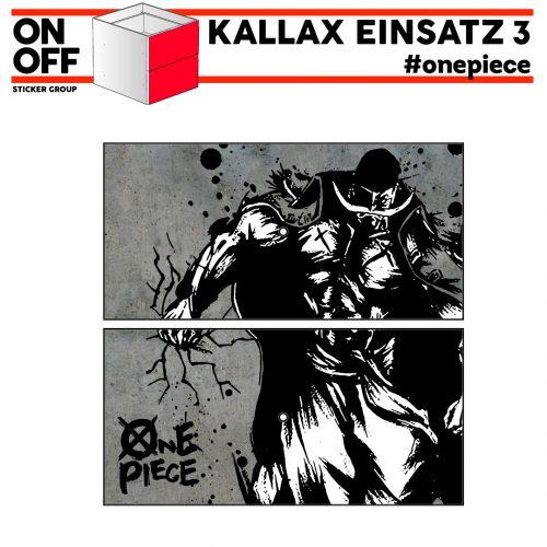 #onepiece IKEA KALLAX Einsatz, 2 Schubladen
