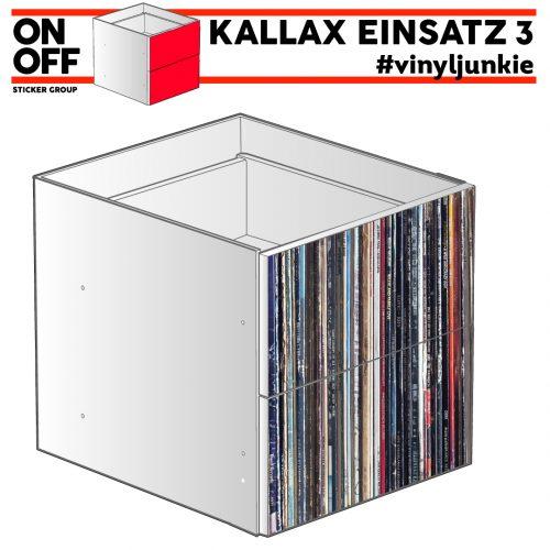 #cdj #vinyljunkie IKEA KALLAX Einsatz, 2 Schubladen